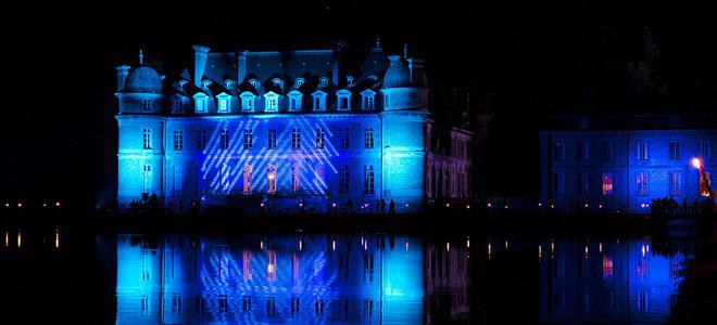 Замок Белёй — бельгийский Версаль (9 фото)