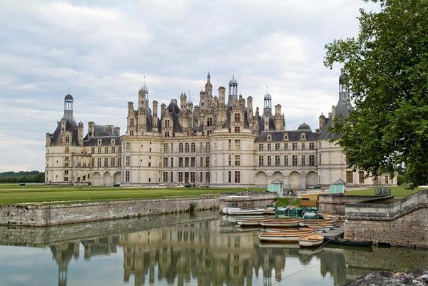 Французский замок Шамбор