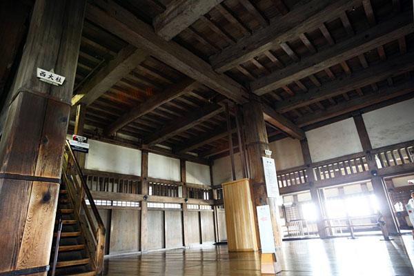Замок Химэдзи в Японии