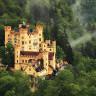 Замок Хоэншвангау в Баварии