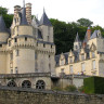 Замок Юссе во Франции (5 фото)