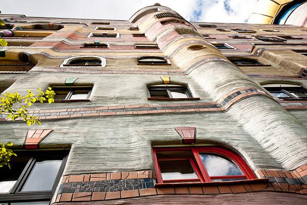 Лесная спираль в Дармштадте