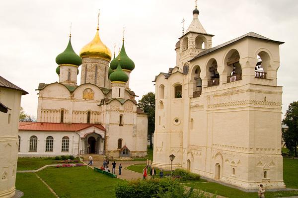 Город Суздаль и Золотое Кольцо России
