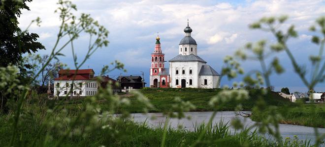 Золотое Кольцо России: город Суздаль (9 фото)