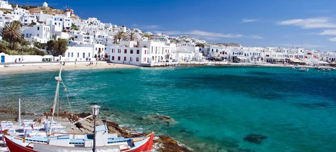 Греческий остров Крит (5 фото)