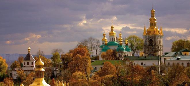 Киево-Печерская Лавра (9 фото)