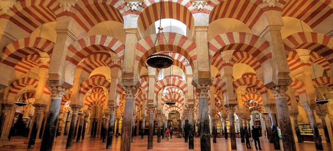 Мескита — Кордовская соборная мечеть (7 фото)