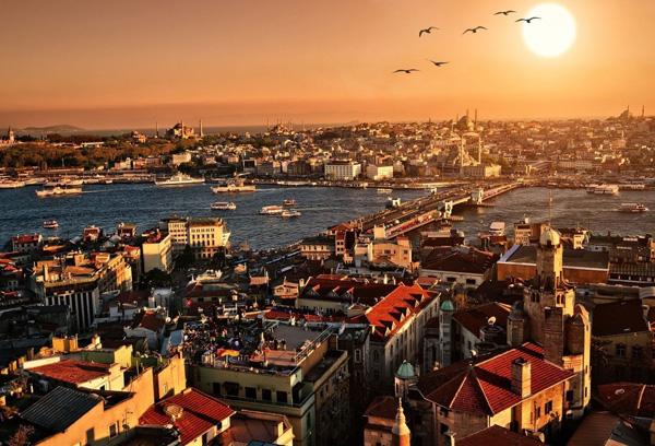 Стамбул - ворота на Восток