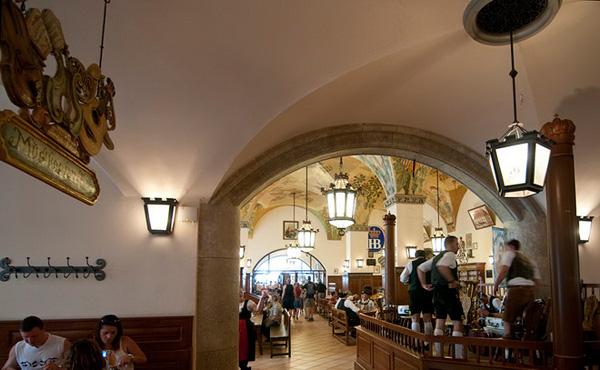 Придворная пивоварня Хофбройхаус