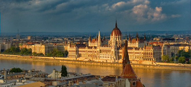 Дивная Венгрия (3 фото)