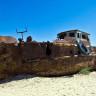 Кладбище кораблей Аральского моря (11 фото)