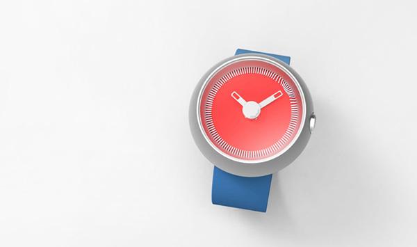 Gravitistic - часы с магнитными стрелками