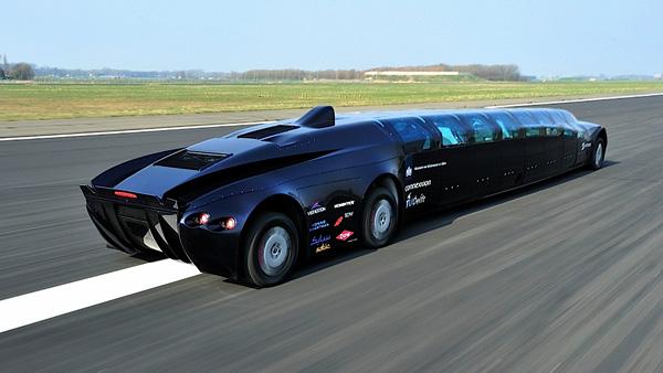 Суперавтобус Wubbo Ockels Superbus