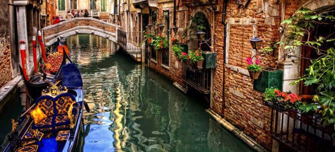 Прекрасная Венеция (5 фото)
