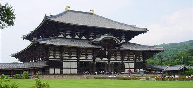Города и архитектура Японии (6 фото)