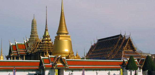 Ват Пхра Кео — Храм Изумрудного Будды