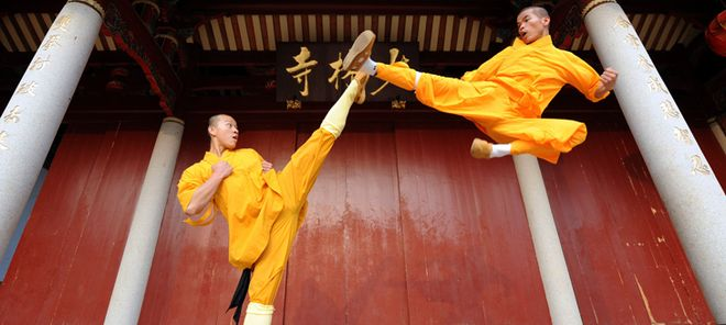 China - Shoalin Kungfu