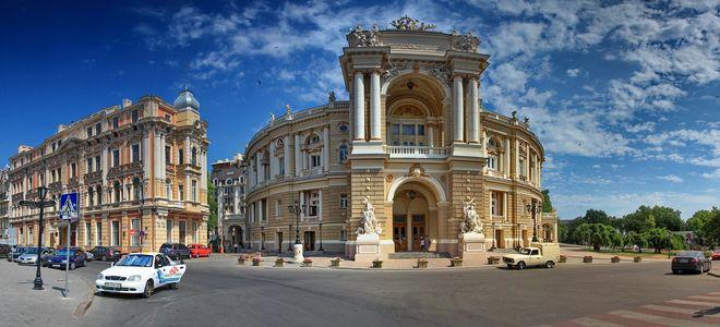 Город Одесса и его заворожительная история
