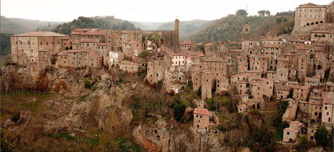 Жизнь в сказке: чудеса городской архитектуры Италии