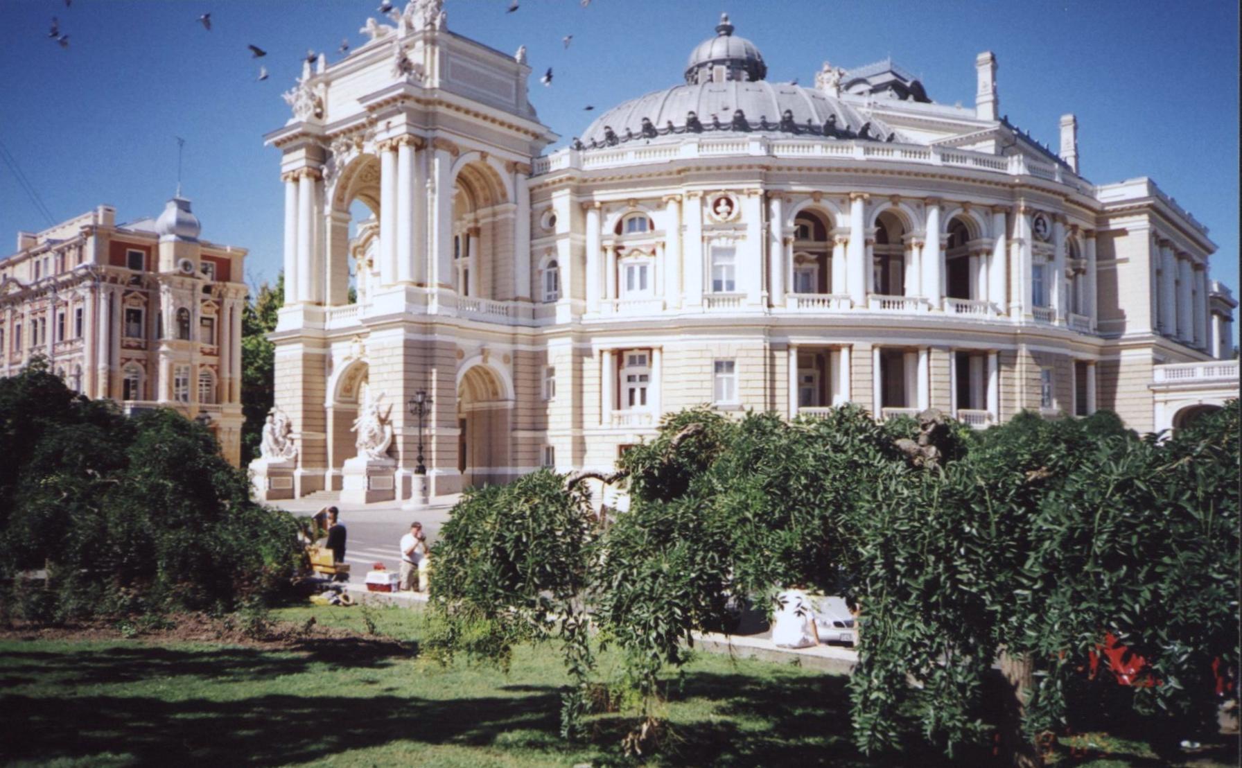 Odessa_Opera_House