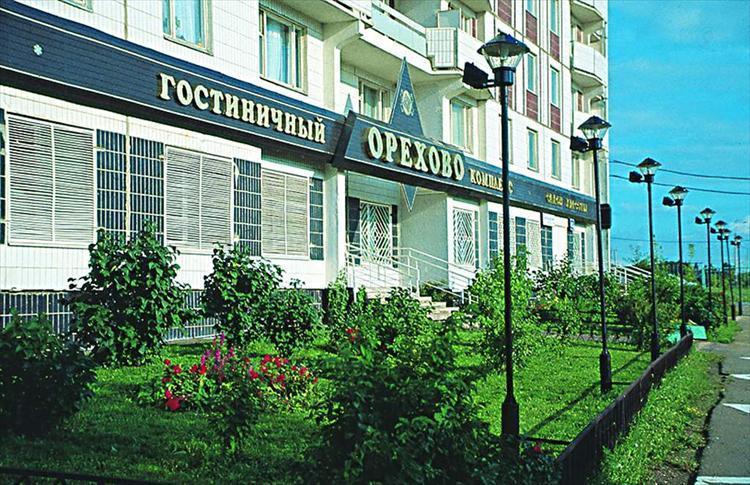 Московская гостиница Орехово