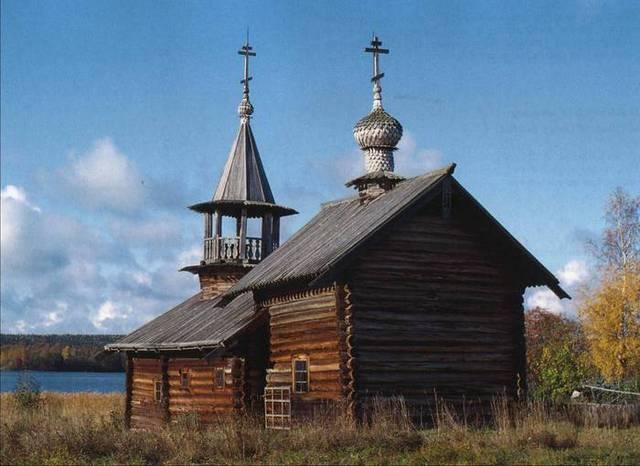 Деревянная архитектура: древность и современность