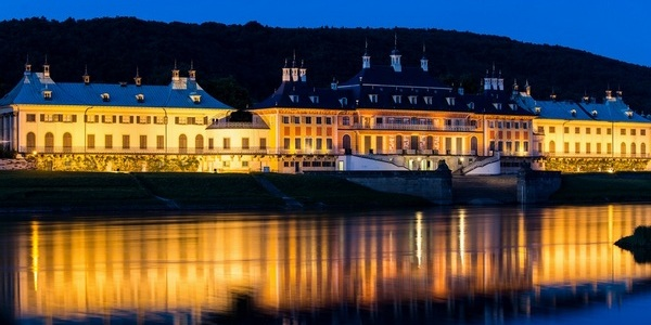 Дрезден – город, затерявшийся во времени
