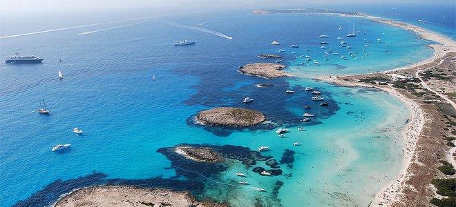 Самые красивые пляжи Испании (11 фото)