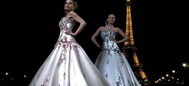 Самые необычные наряды для невест из салонов свадебных платьев в Москве
