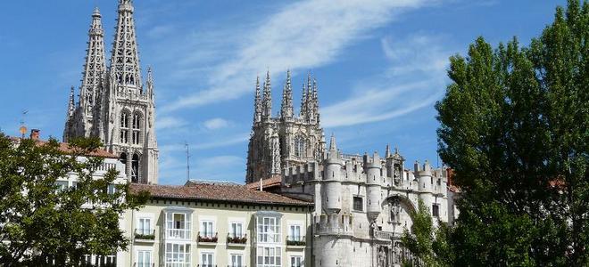 Бургос – маленький уголок испанского курортного рая