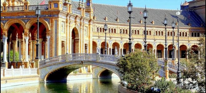 Путешествие в испанскую Севилью