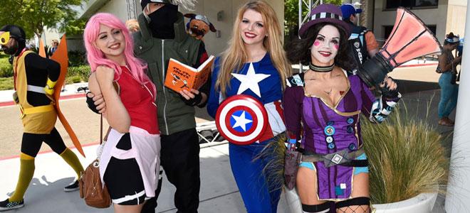 Международный фестиваль в Сан-Диего «Comic-Con»