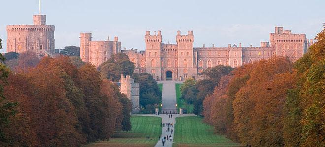 Виндзорский Замок – архитектурный бриллиант Британии