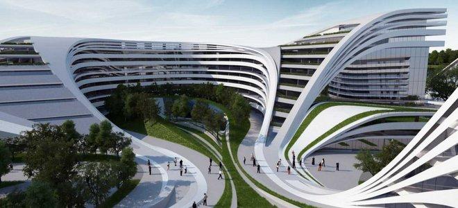 Тенденции в современной архитектуре