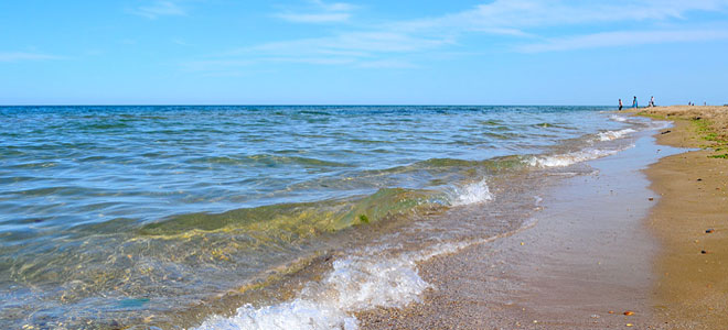 Рыбалка на Каспийском море