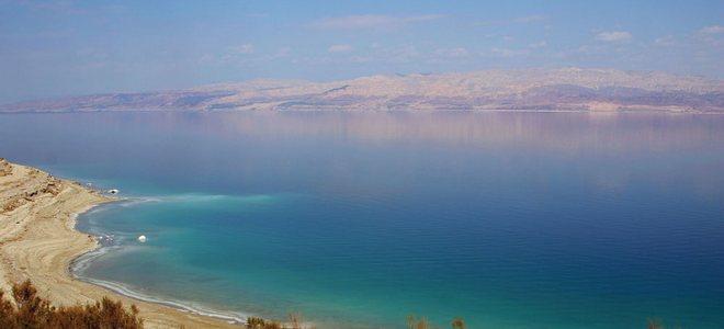 Целебная сила Мертвого моря