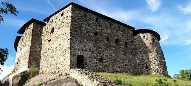 Расеборгский замок в Финляндии