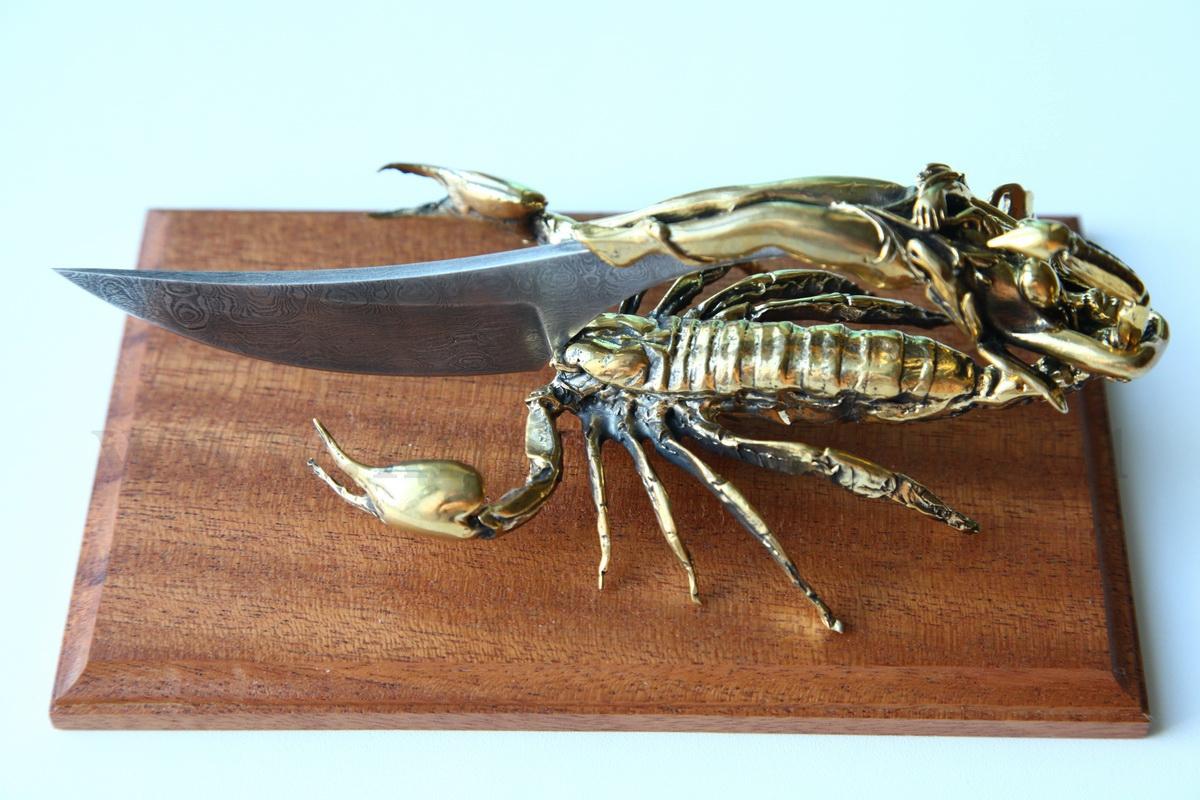 Дизайнерские ножи в качестве подарка