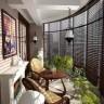 Дизайн застекленной лоджии в квартире