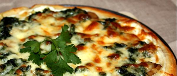 Эволюция итальянской пиццы