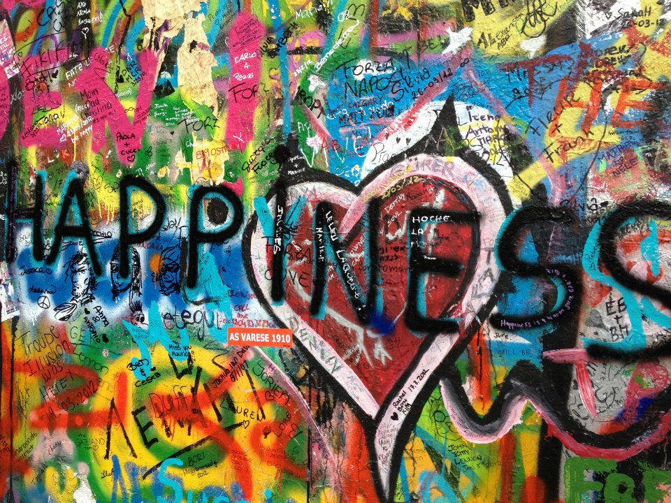 lennon wall-prague