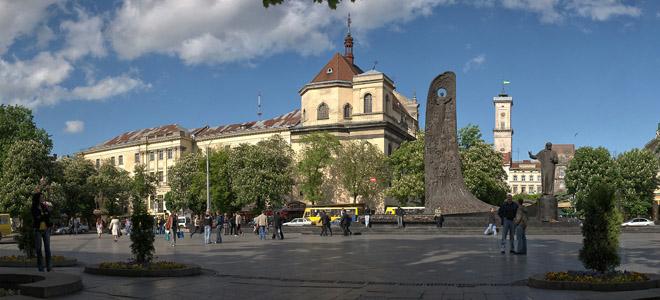 Манящая архитектура Львова