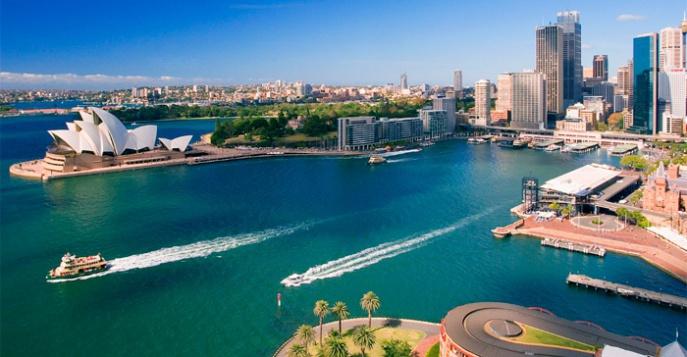 Сидней — главная достопримечательность Австралии