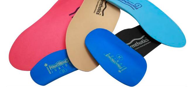 Выбор современной лечебной стельки для обуви