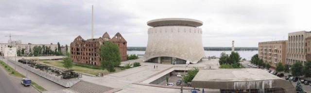 Музей-заповедник «Сталинградская битва» в Волгограде
