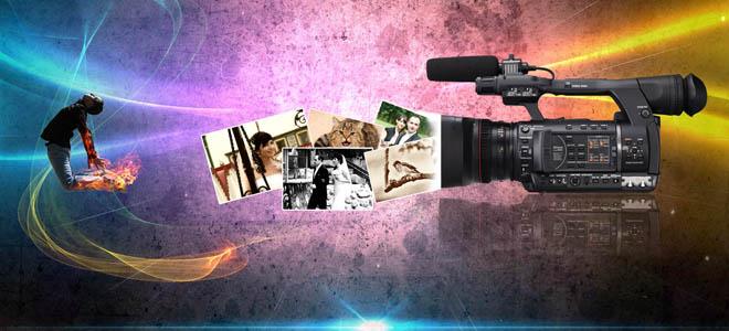 Видеокамеры с различным уровнем возможностей