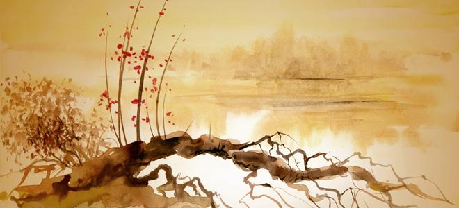 Как провести свой досуг — курсы китайской живописи