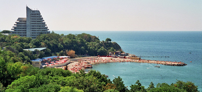 Краснодарский край — регион для отдыха №1