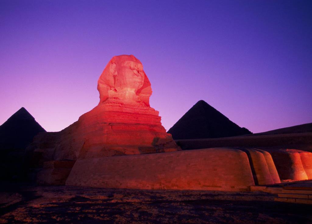 Город Каир — колыбель человечества