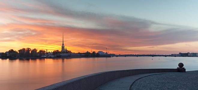 Санкт-Петербург: готовимся к поездке заранее